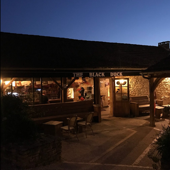 the bleck duck dordogne périgord restaurant sarlat montignac saint crépin et carculet